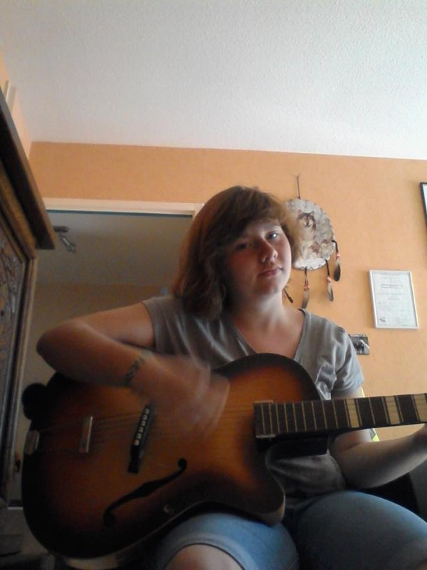 La guitare ma vie