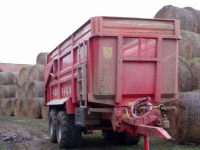 notre remorque la campagne 19 tonne