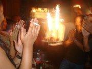 La soirée de mon anniversaire !!!