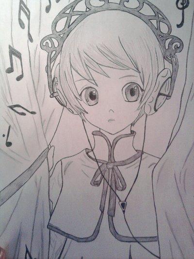 Mes dessins mes passe temps =)