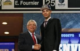draft nba 2012 evan Fournier