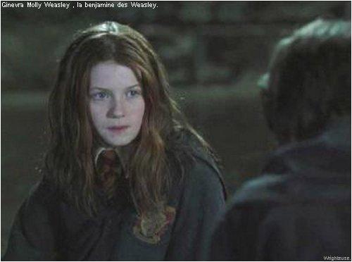 Gineva Weasley