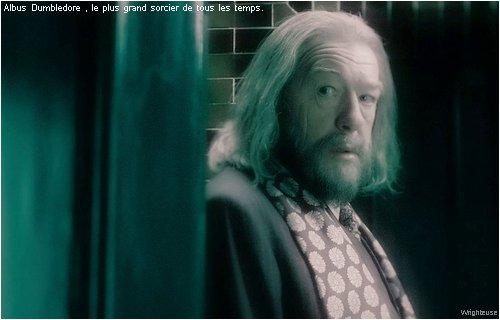 Albus Dumbledore .