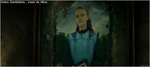 Ariana Dumbledore .
