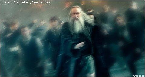 Abelforth Dumbledore.
