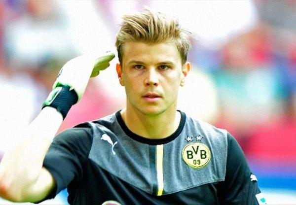 Les Beaux Hommes du Borussia Dortmund