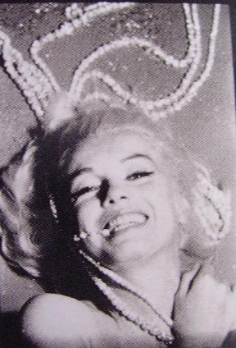 Marilyn Monroe star eternelle!