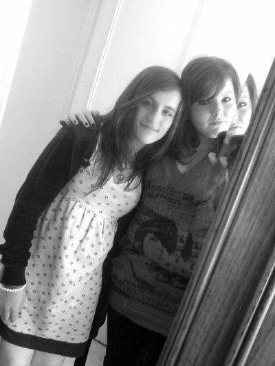 Paola && Moi ! (a) <3