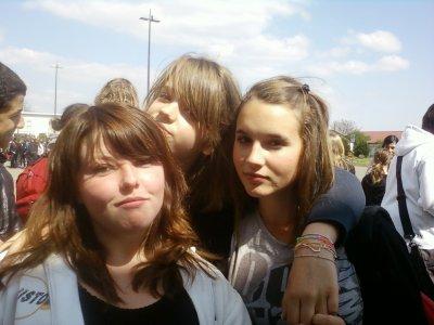 Claire, Myriam & Mooi =D