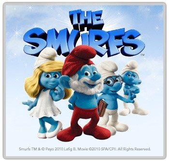 Les Schtroumpfs 3D (The Smurfs)