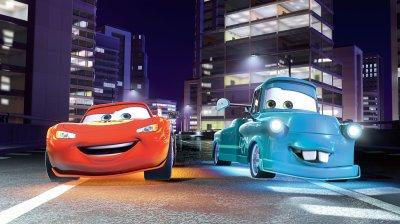 Cars 2 --------------- Celui Là Est Trop Fort <3