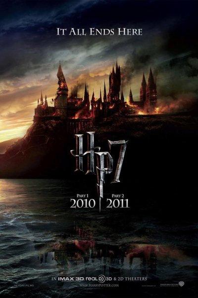 Harry Potter 7 Partie 2 ( Personnellement Je L'ai Vu et J'ai Adoré ) <3