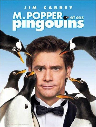M Popper et ses pingouins