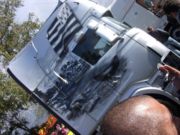 expos de camion au 24h camion