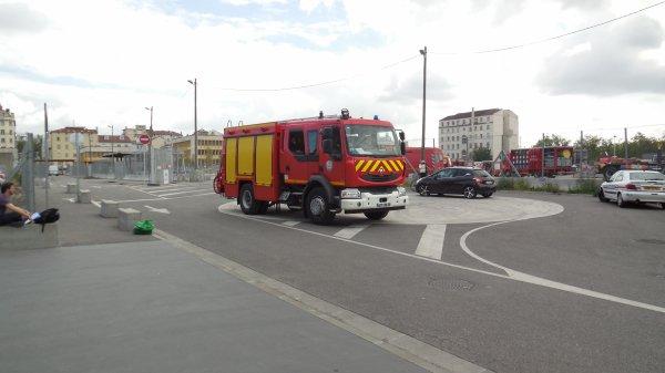 EXERCICE MESOS : Simulation d'attentats à Lyon