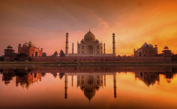 Amoureuse de ce magnifique pays qu'est l'Inde hâte d'y être bientôt