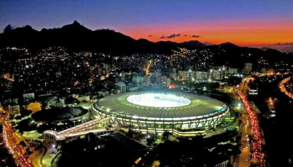 Outstanding MARACANA by night