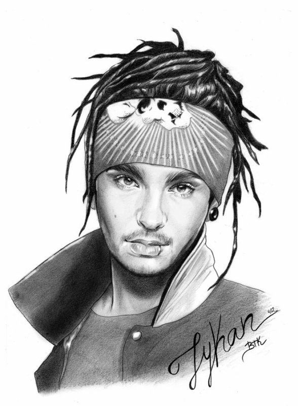 FanArt de Tom by Lykan BTK