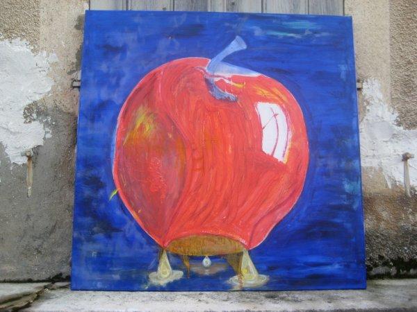 La pomme et le miel