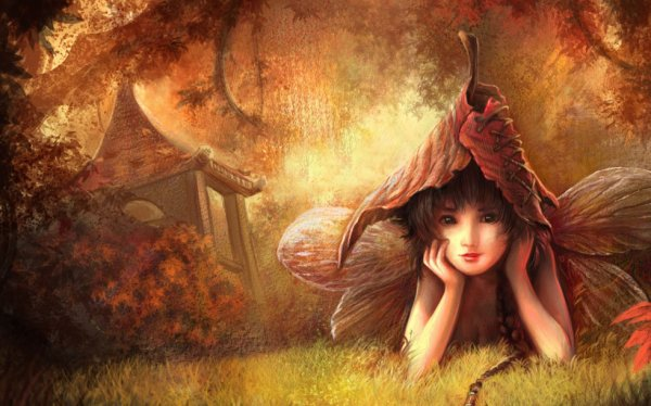 Un petit elfe