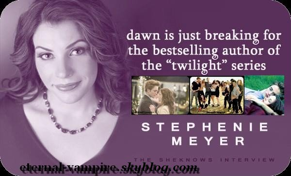 TWILIGHT'S BLOG