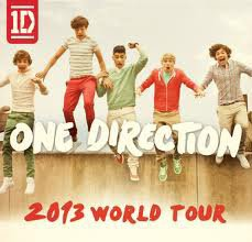 one direction tournée 2013