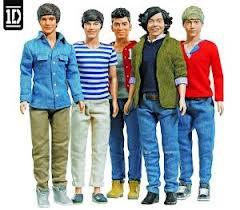 1D dolls