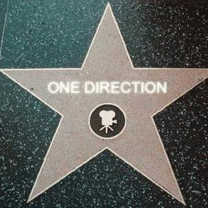 "Etoile "" One Direction """