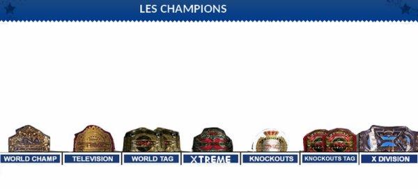 Les Champions de la Federation