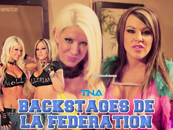 Les Backstages de la Federation