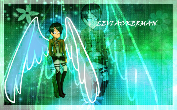 Wallpapers-Levi Ackerman