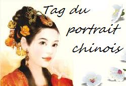 Portrait chinois!