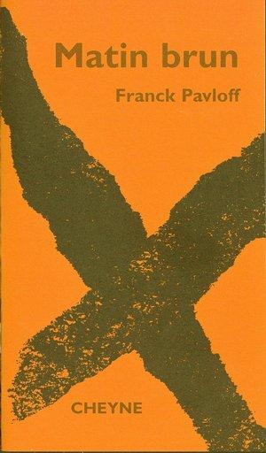 Matin brun- Franck Pavloff!