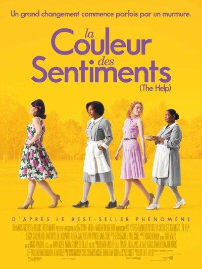 La couleur des sentiments-Le film!
