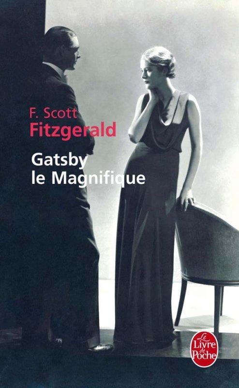 Gatsby Le magnifique- Francis Scott Fitzgerald!