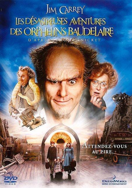 Les Désastreuses aventures des orphelins Baudelaire!