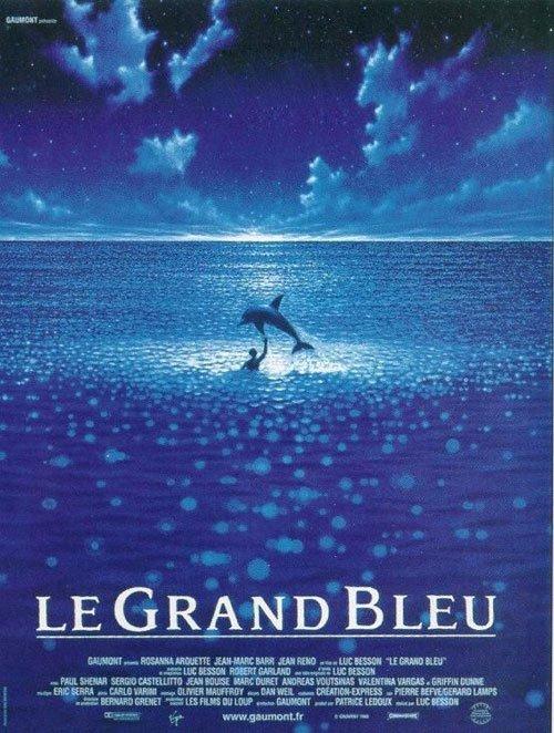 Le Grand Bleu!