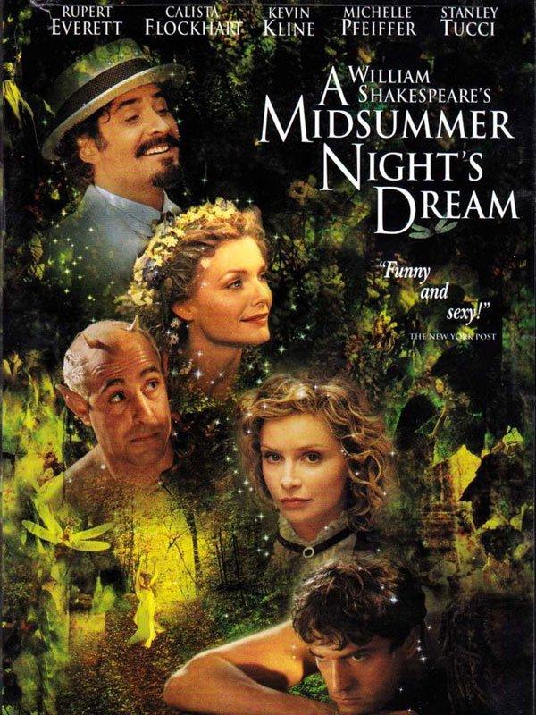 Le Songe d'une nuit d'été- William Shakespeare!