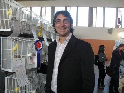 Giuseppe Albergo e i suoi Avorio alla Mostra di Trani