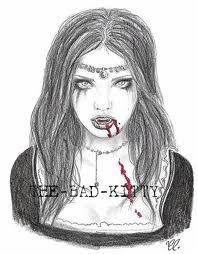De battre mon coeur s'est arrêté, créature de l'ombre, maléfique entité. Seule dans la pénombre, je suis vidée...