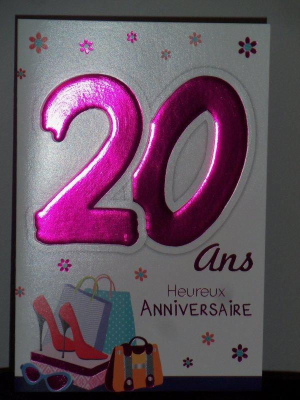 20 ans déjà ....