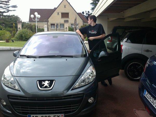 Ma jolie voiture :p