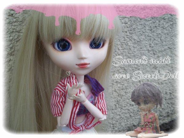 Samedi midi avec Sweets-Dolls