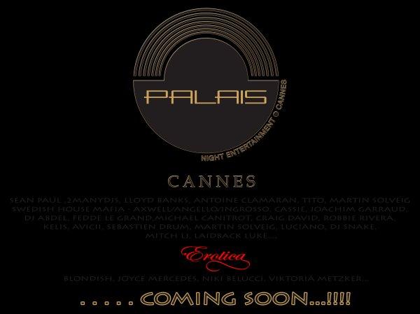 PALAIS CLUB 2010 @ CANNES                                    www.loicb-photographe.com/