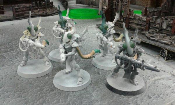 - Les gardes caméléon fantômes