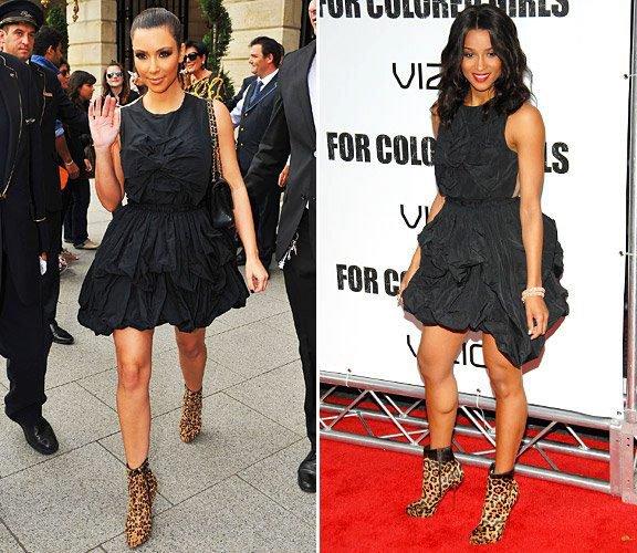 Kim Kardashian VS Ciara