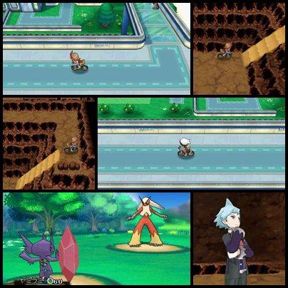Pokemon Rubis Oméga et Saphir Alpha - Avalanches de screens !