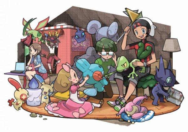 Pokemon Rubis Oméga et Saphir Alpha - Les Bases Secrètes !