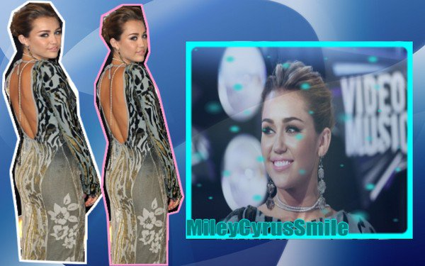 Montage pour : MileyCyrusSmile