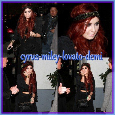 2012 Demi a Hollywood